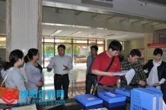 市就业局副局长陈祖新一行到北川